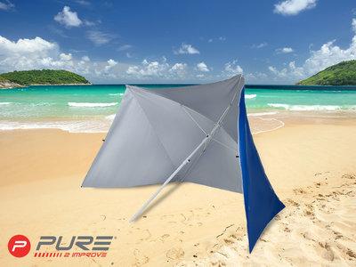 Pure2improve-Strandparasol