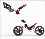 Clicgear 4.0 Leger Mat Rood