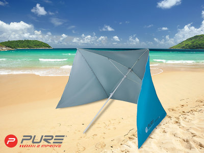 Purebrella Shelter Light Blue 170