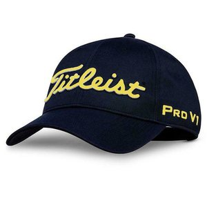 Titleist Tour Performance British Open Cap Navy Gold