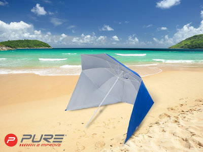 Purebrella Shelter Dark Blue 240