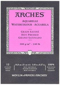 Arches Aquarelle Hot Nature White 300 gram 21x29.7 cm