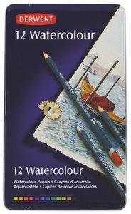 Derwent 12 Watercolour potloden