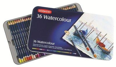 Derwent 36 Watercolour potloden