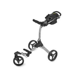 BagBoy C3 Tri Swivel 2.0 Zilver Zwart