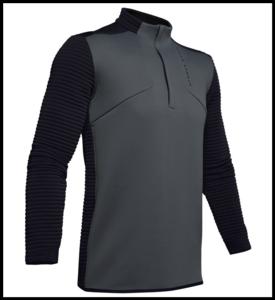Under Armour Golfsweater Storm Daytona Charcoal