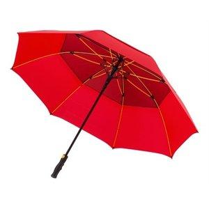 Golfparaplu Hoge Kwaliteit Rood