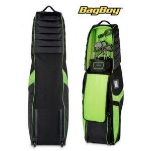 BagBoy T-750 Travelbag Zwart Lime