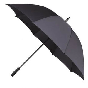 Golf Paraplu Stormvast Charcoal