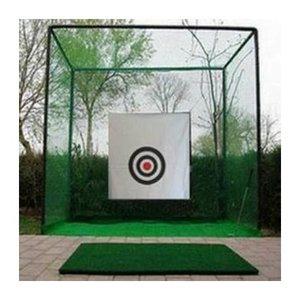 Afslagkooi 3x3x3 meter met target
