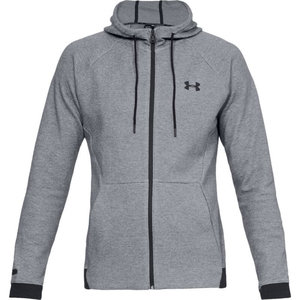 Under Armour Unstoppable 2x Knit Hoodie Grijs