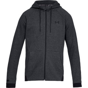 Under Armour Unstoppable 2x Knit Hoodie Zwart