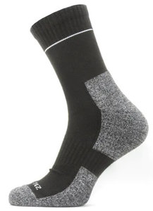 Sealskinz Solo QuickDry Ankle Length Socks 39-42