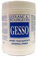 Gesso Primer van Lefranc & Bourgeois 500ml