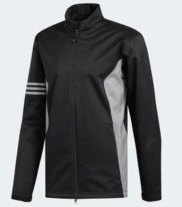Adidas Climaproof Golf Jack Zwart Grijs