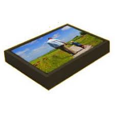 Combiframe schilderijlijst zwart 20cm