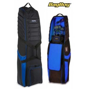 BagBoy T-750 Travelbag Zwart Blauw
