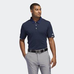 Adidas ClimaChill Tonal Stripe PoloShirt Night Navy