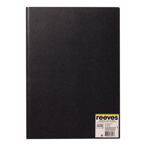 Reeves Sketchbook Hardback 96G A3 80P