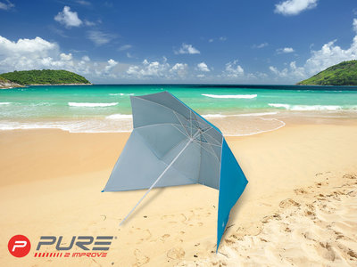 Purebrella Shelter Light Blue 240