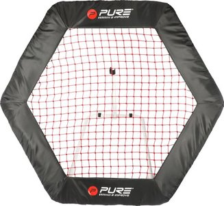 Pure2improve Hexagon Rebounder