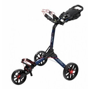 BagBoy Nitron Golftrolley Navy Red