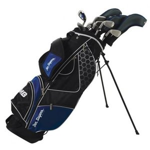 Ben Sayers M8 Full Golf Set Staal Standbag