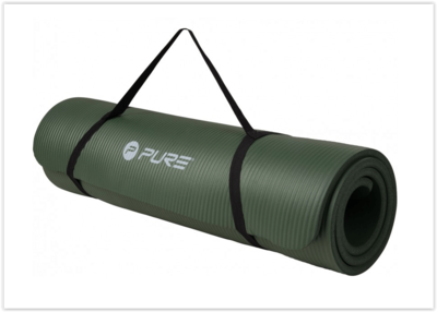 Pure2Improve NBR Yoga Fitness Mat 180x80cm