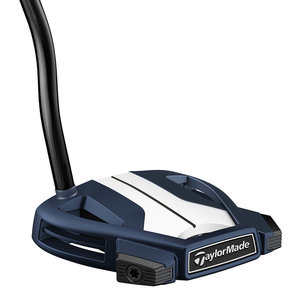 Taylormade Spider X Navy Single Bend