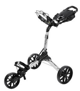 BagBoy Nitron Golftrolley Wit Zwart