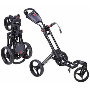 Fastfold Flex 360 Golftrolley Black Mat