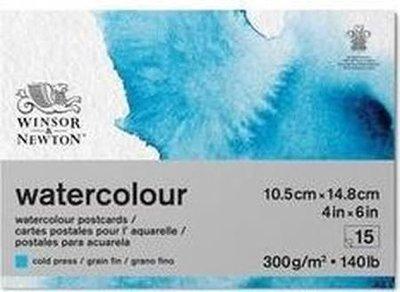 Winsor & Newton Watercolour Postcards
