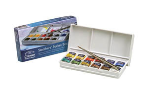 Cotman Sketchers Pocket Box