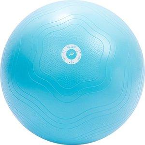 Pure2improve Yoga Bal - Gymbal 65cm Blauw
