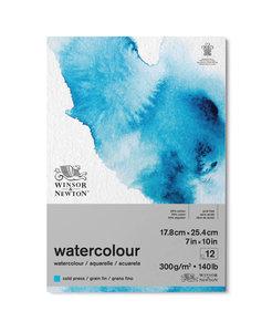 Winsor & Newton Watercolour 17.8cm x 25.4cm Spiraal