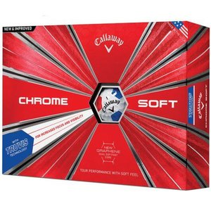 Callaway Chrome Truvis Soft