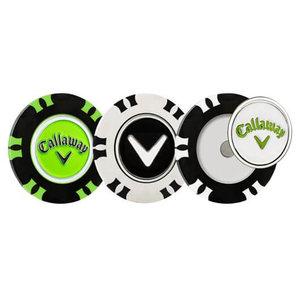 Callaway Odyssey Poker Chip Ball Marker