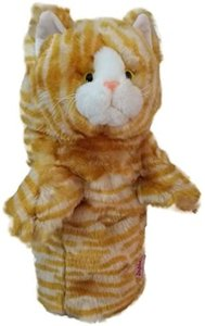 Daphne Headcover Driver Tabby Cat