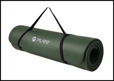 Pure2Improve NBR Yoga Fitness Mat 180x80cm