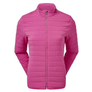 Footjoy Insulated Jacket Hot Pink