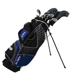 Ben Sayers M8 Full Golf Set Steel Standbag