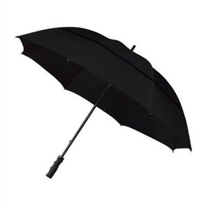 Eco Golf paraplu Stormvast Zwart
