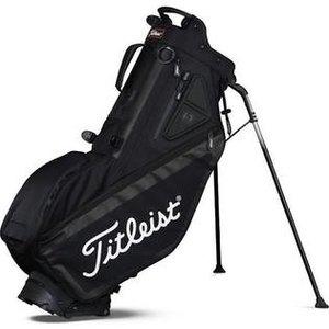 Titleist Players 5 Standbag Zwart