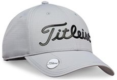 Titleist Performance Ball Marker Mesh Cap Grey