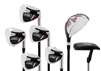 Skymax S1 Half Golf Set Femme Graphite