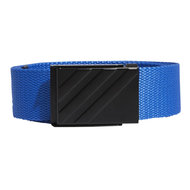 Adidas Webbing Riem Blauw