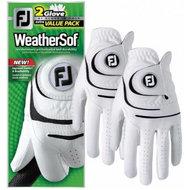 Footjoy Weathersof Golfhandschoen heren 2 Pack